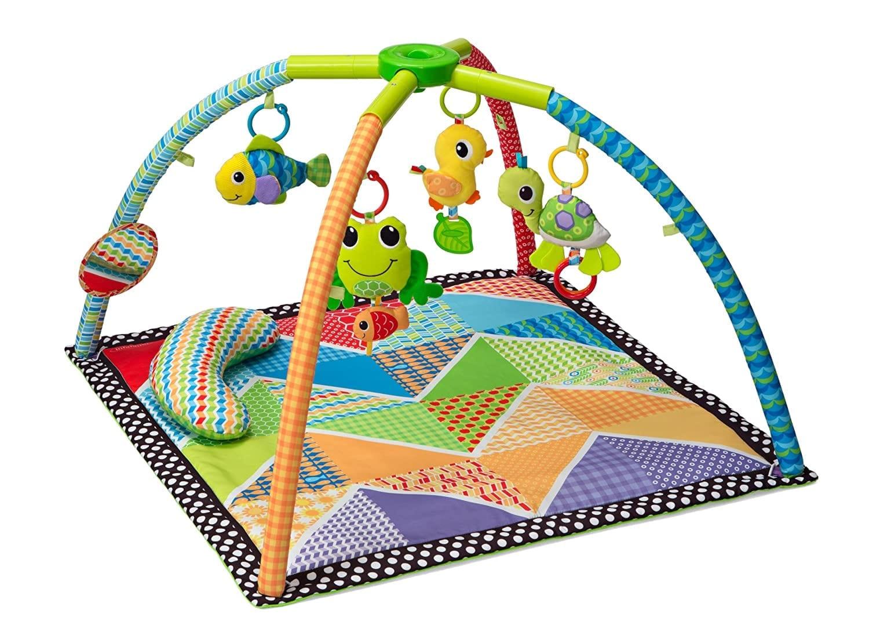 Gimnasios para bebés - Peques